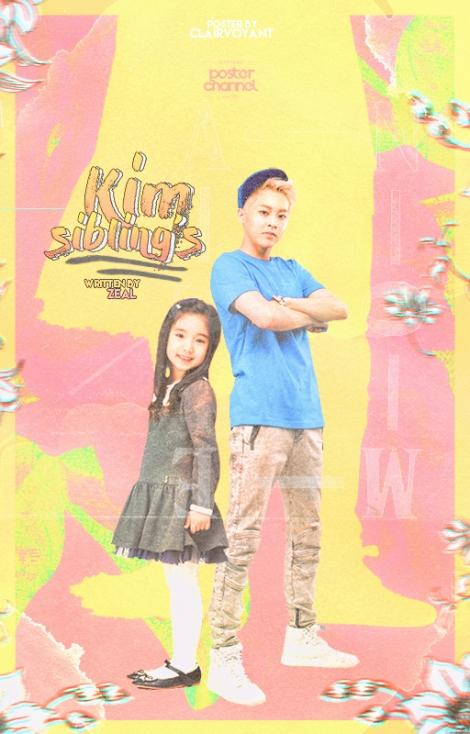 Kim Sibling's