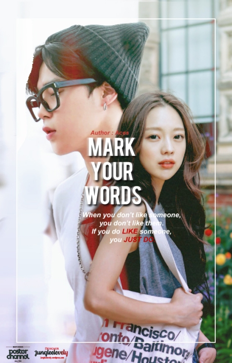 Mark Your Words