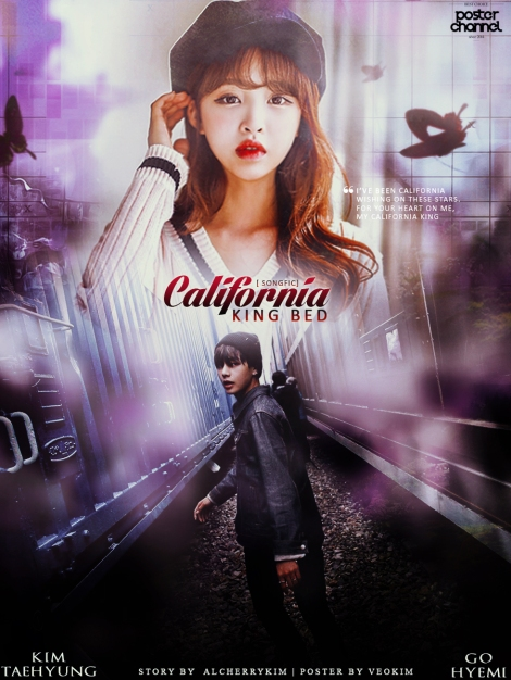 California Kng Bed ver 2